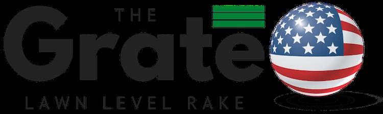 Grate Lawn Level Rake